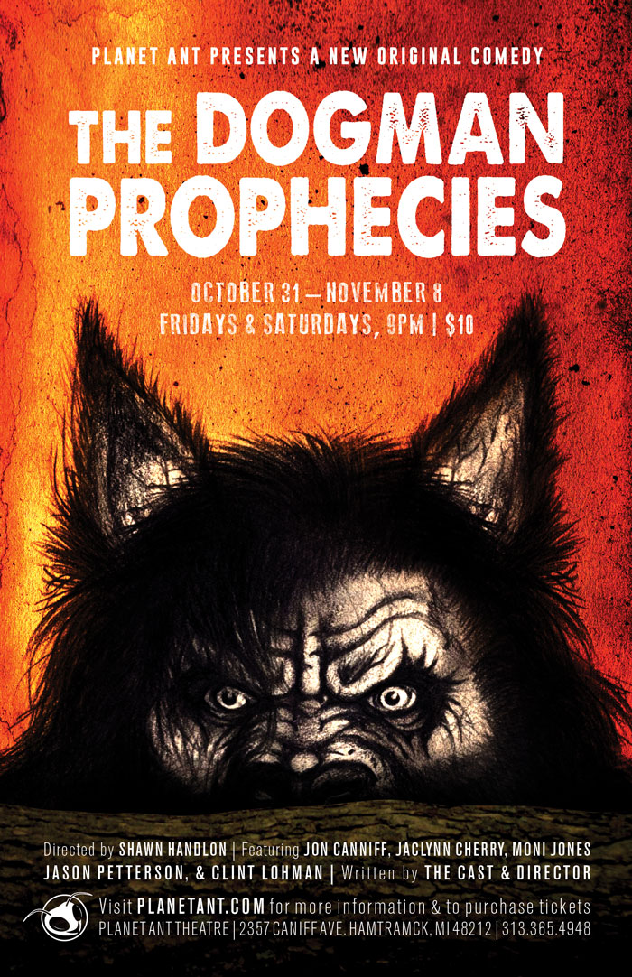 The Dogman Prophecies Poster