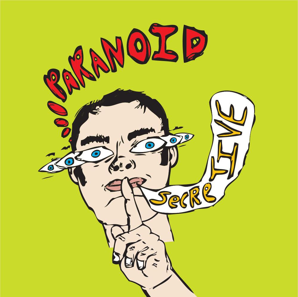 Paranoid / Secretive