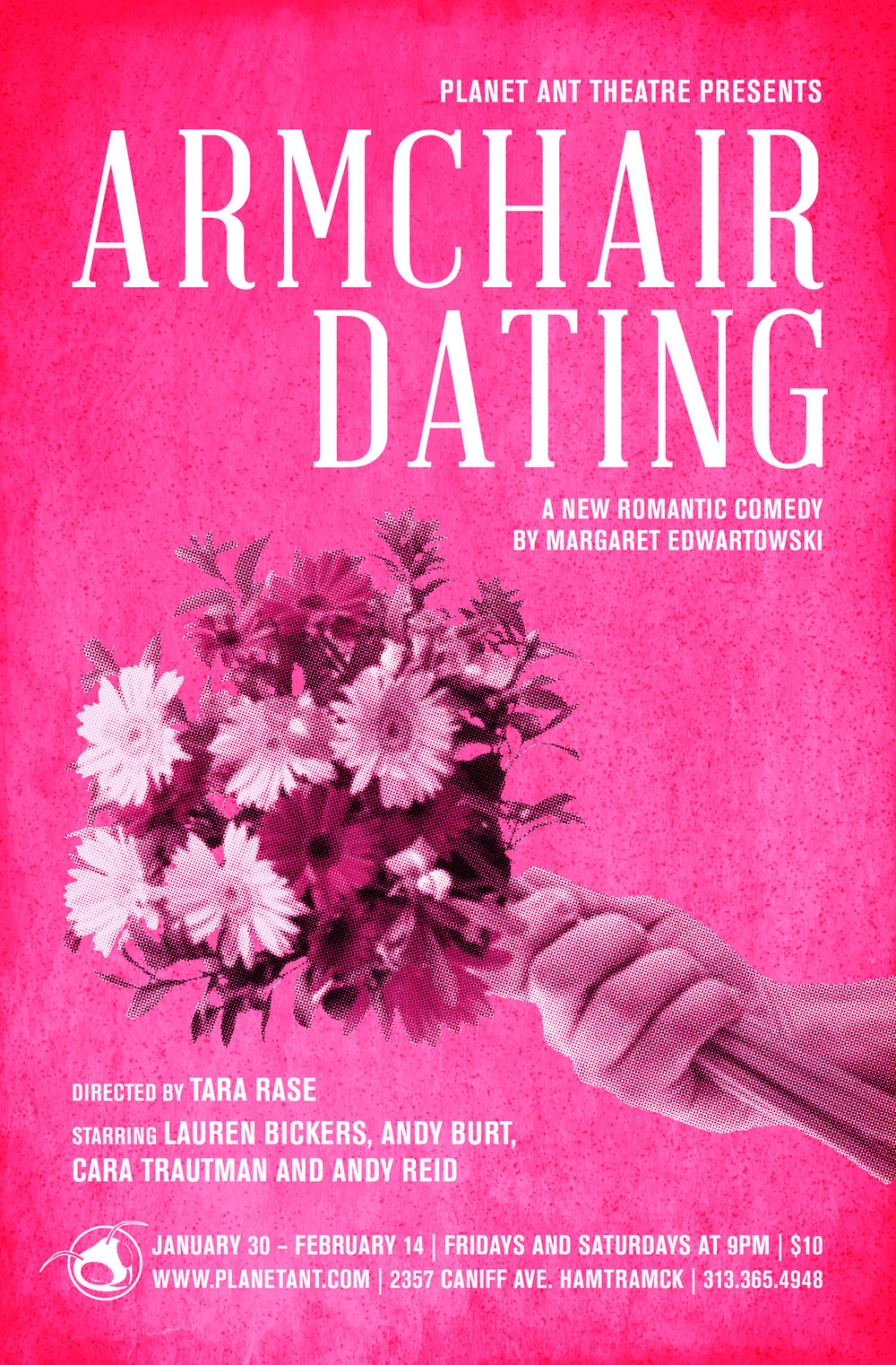 Armchair Dating Poster