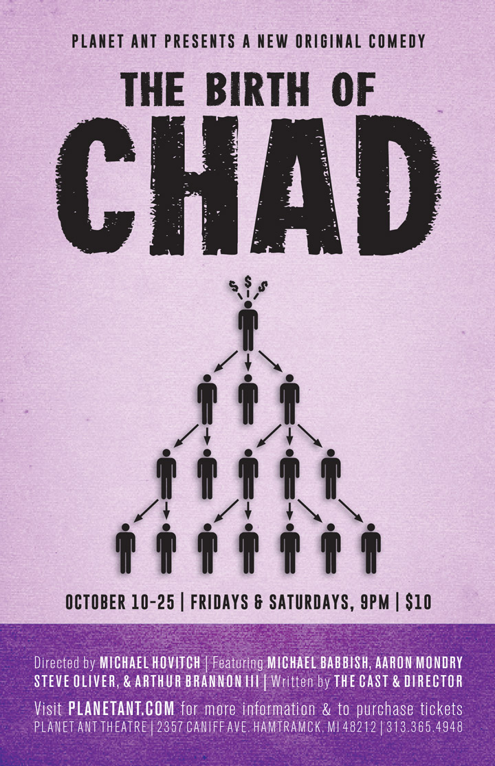 The Birth of Chad Poster