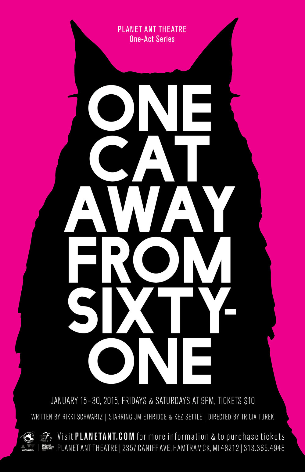 One Cat Away From Sixty-One