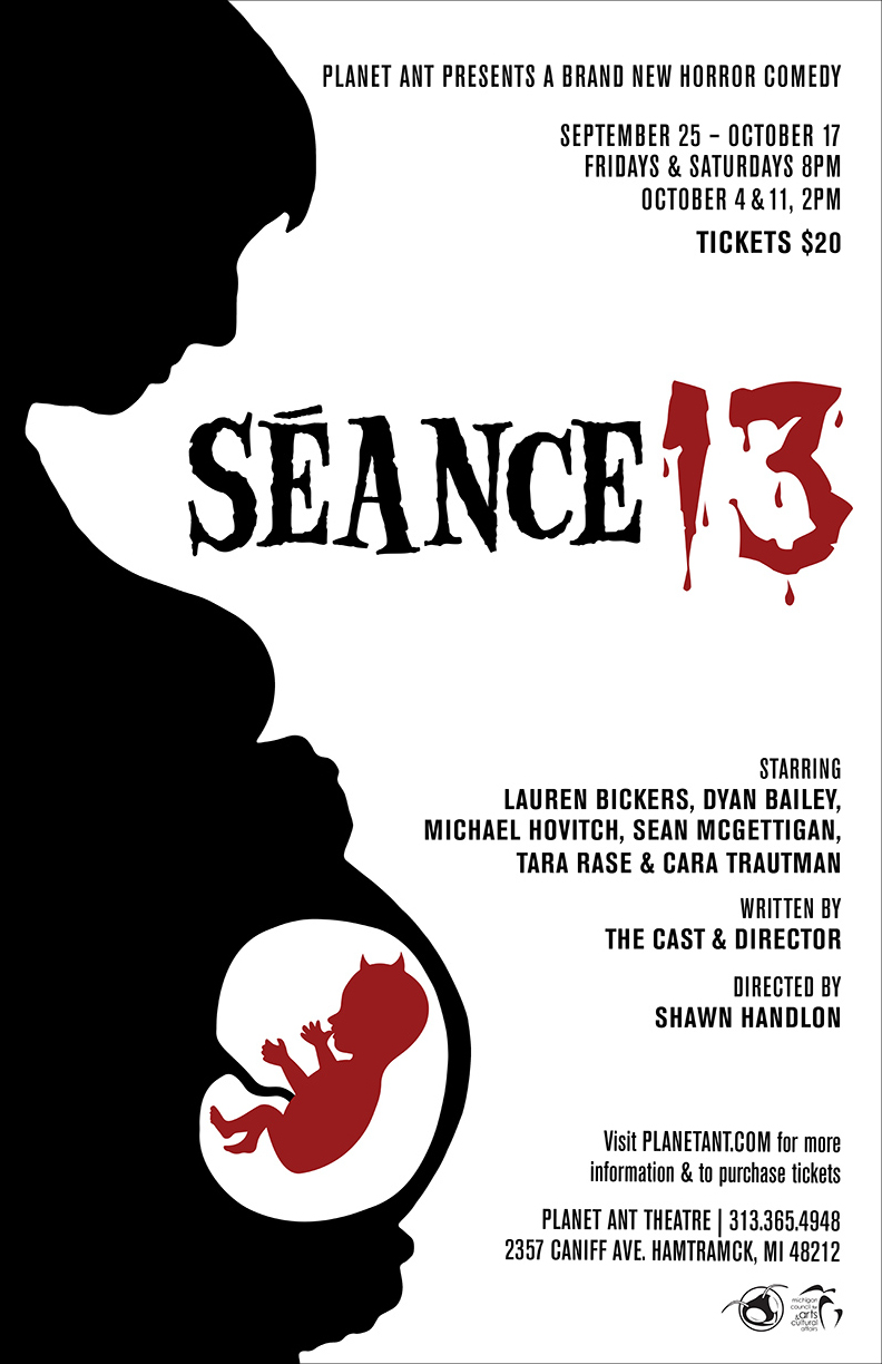 Seance 13 Poster