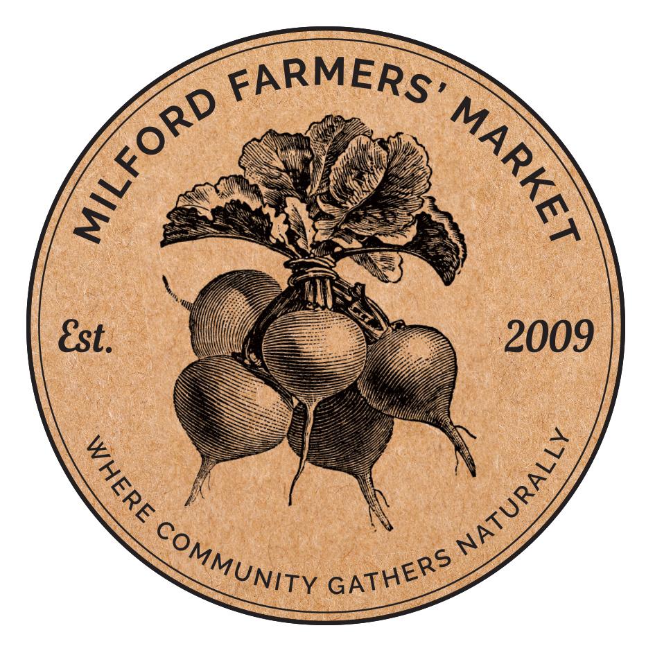 Milford Farmers' Market Logo
