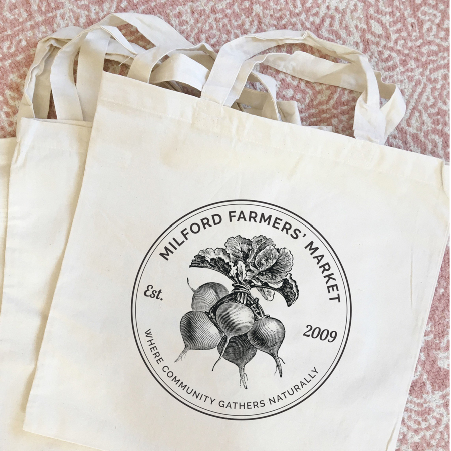 Milford Farmers Market Logo