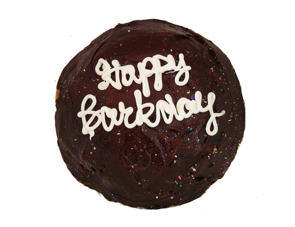 Barhkday Cake