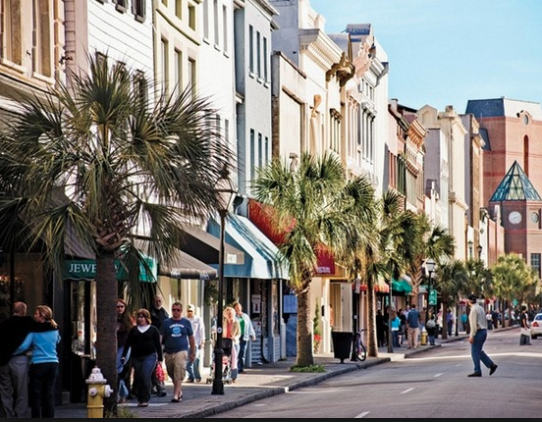Historic King Street