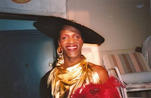 THE ICONIC MARSHA P. JOHNSON. - courtesy of google images
