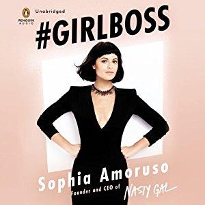 #GIRLBOSS - 5 Must-Listen Audiobooks By Badass Women In Business