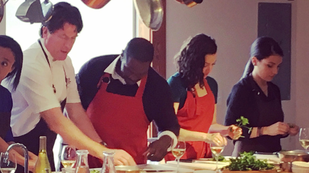Cooking Classes -