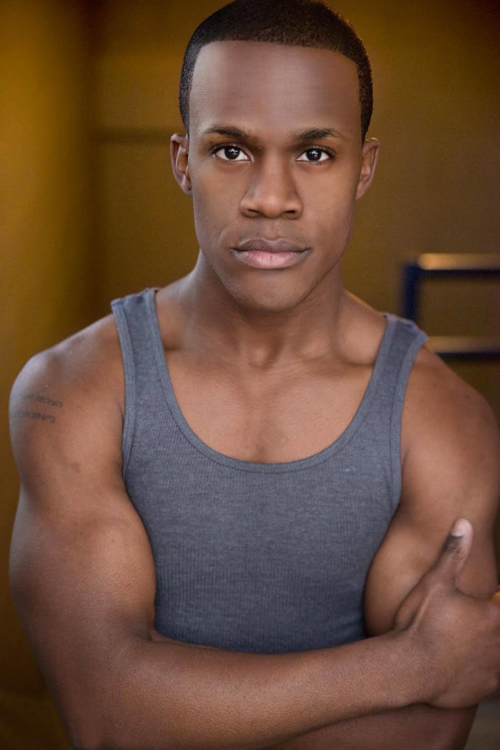 Meet Lyonel! - Lyonel -- a recent Chicago transplant after being bi-coastal in the NYC/LA regions performing regionally as well as touring Nationally and Internationally; respectively. He is also proud to be on the cover of the published play WILD by Crystal Skillman, where he originated the role of VIN.  He is an actor, artist, writer, comedian, and public figure taking the opportunity to laugh, speak truth to social and cultural injustices in our world all  while using the word