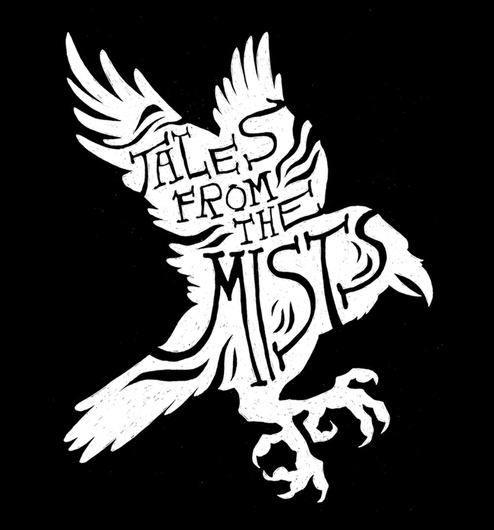 Logo for Tales from the Mists on Wizards of the Coast's twitch.tv channel.