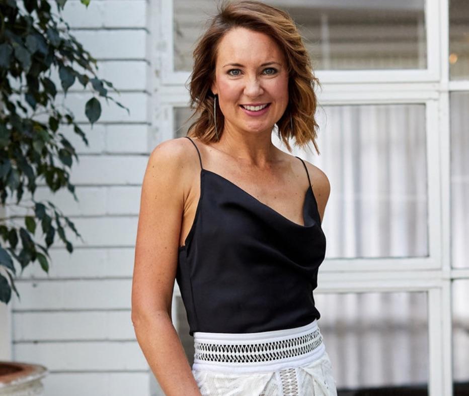 Online Business Coach Alison Morgan