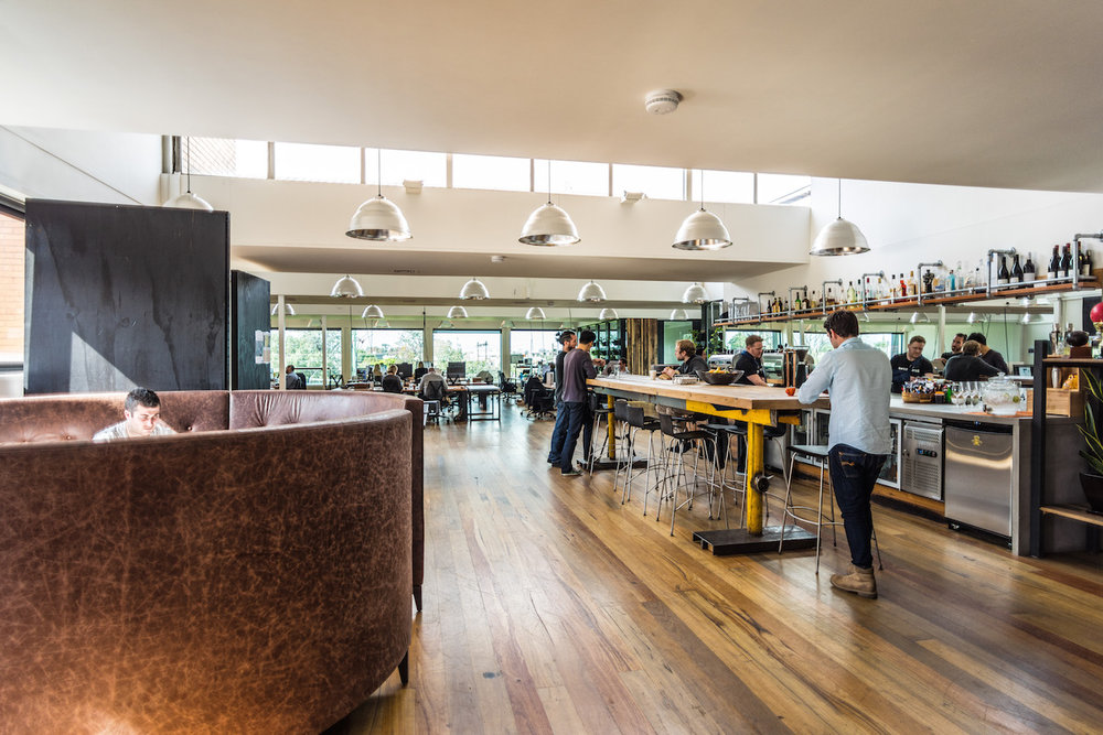 Blix Space Melbourne CoWorking
