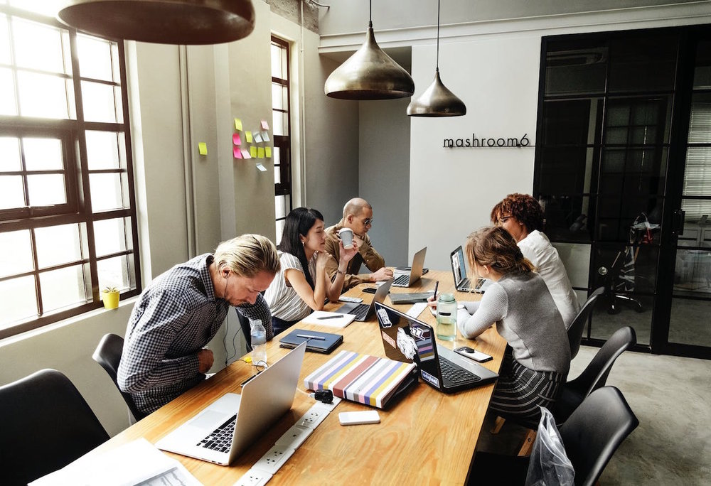 Get The Best from Your Team With A Productive Office Space