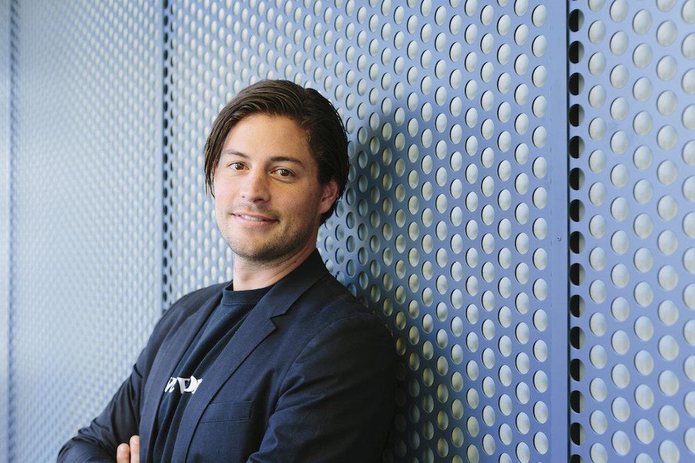 Balder Tol, General Manager WeWork Australia