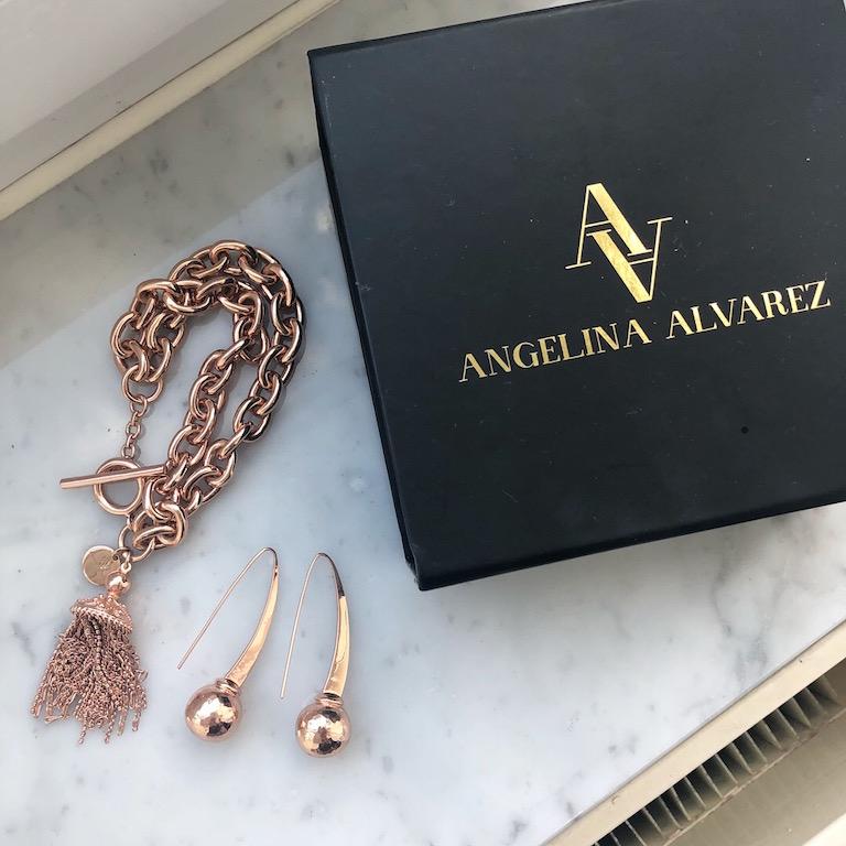 Interview with Angelina Alvarez Designs