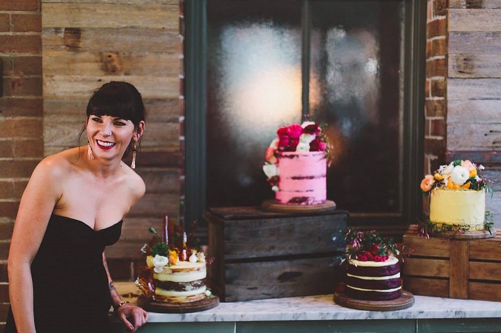 Stacy Brewer, Entrepreneur + Pastry Chef