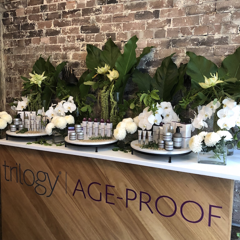 Trilogy's New and Improved Age-Proof Products