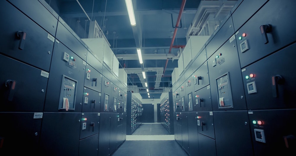 Redesigning Your Data Centre