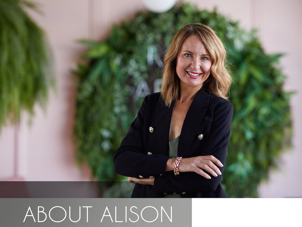 Alison Morgan Business Coach Relauncher