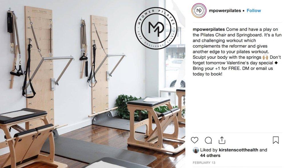 Michelle Koton MPower Pilates