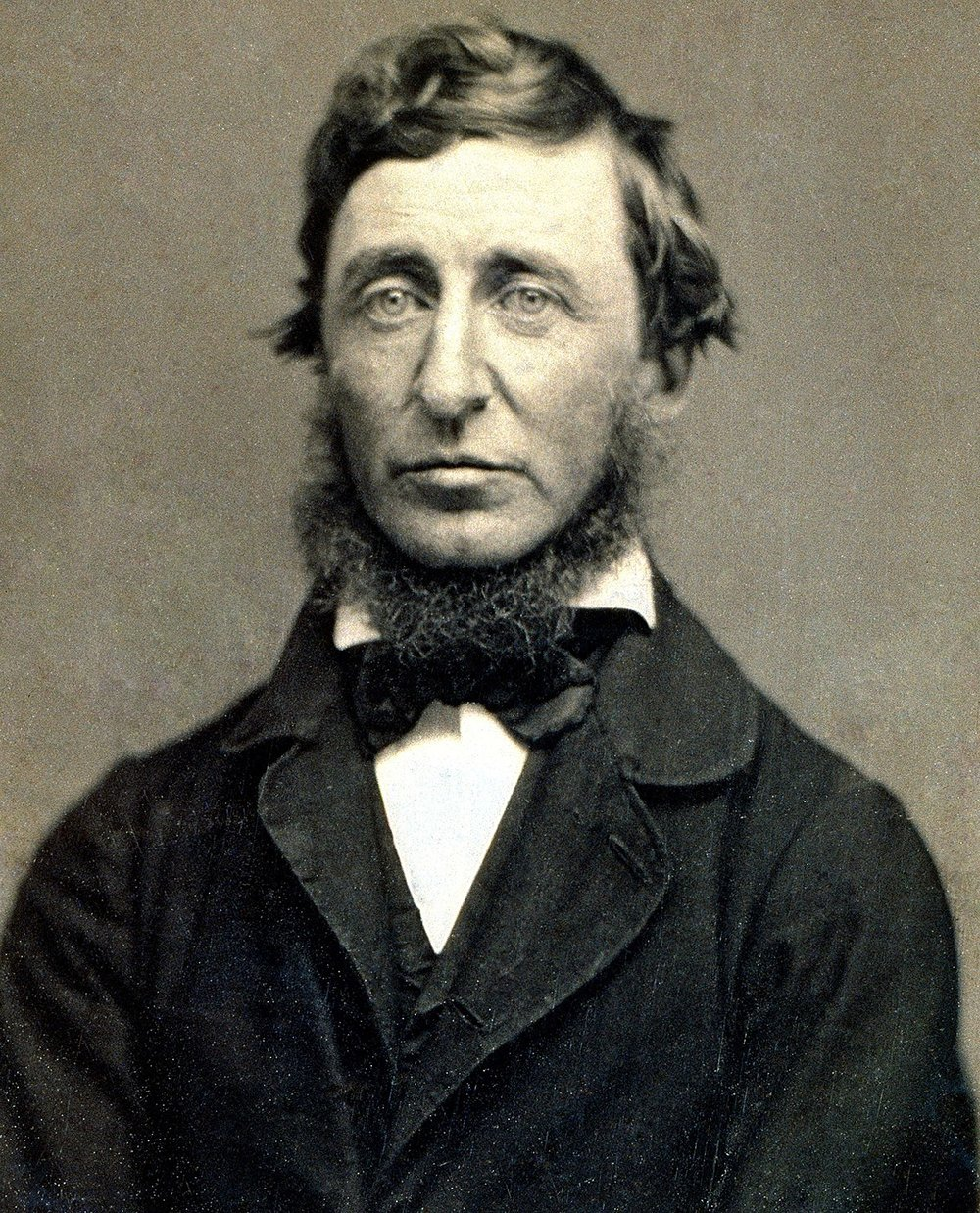 """Most men lead lives of quiet desperation and die with their song still inside them."" - Henry David Thoreau"