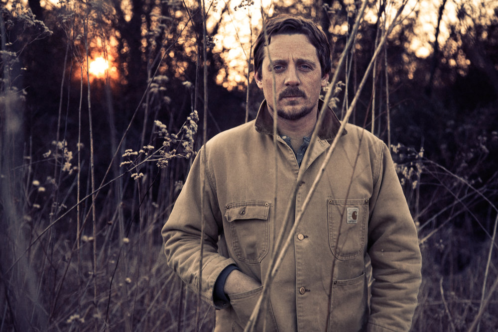Grammy Award-winning country music singer songwriter Sturgill Simpson debuted -