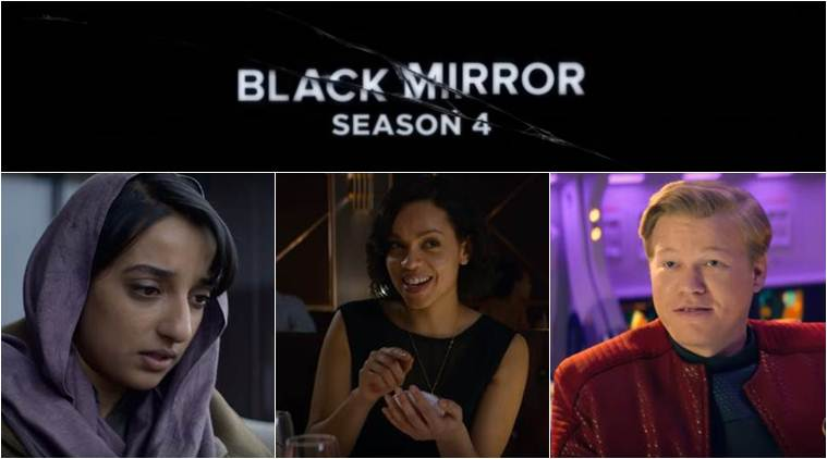 The essence of Black Mirror's Season 4 is control and the fight over who holds it. -