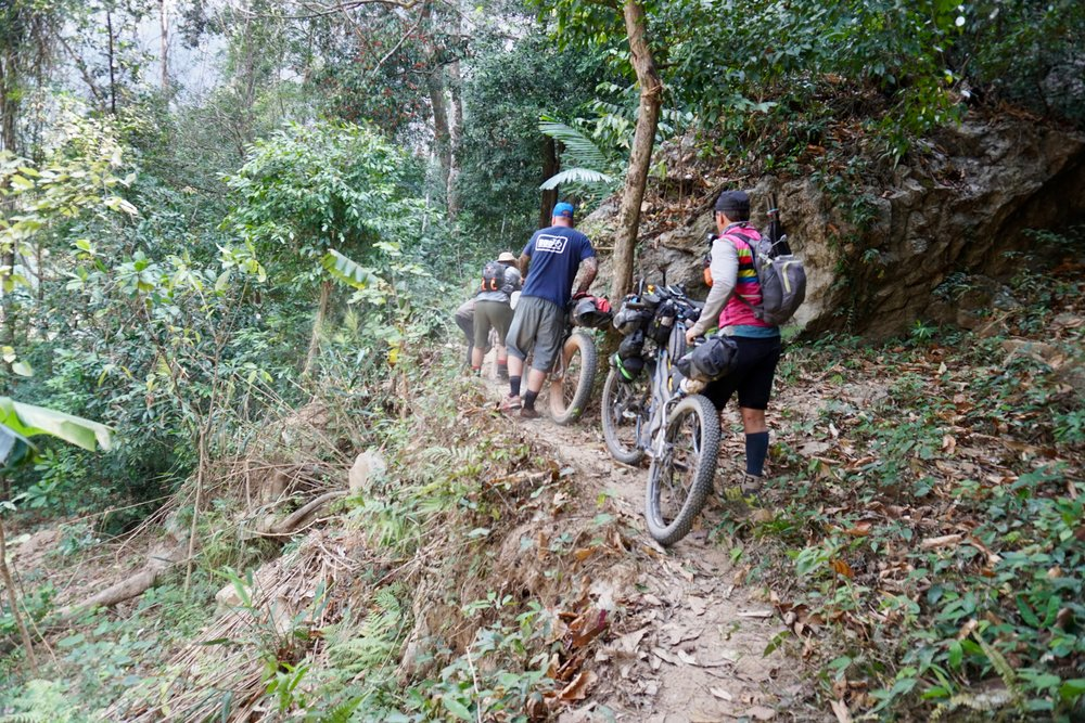 Ho Chi Minh Trail Cycle Tour