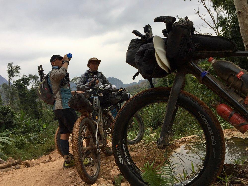 The Ho Chi Minh Minh Trail