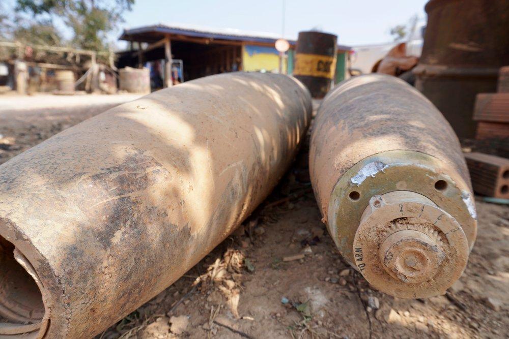 Ho Chi Minh Trail bombs.jpg
