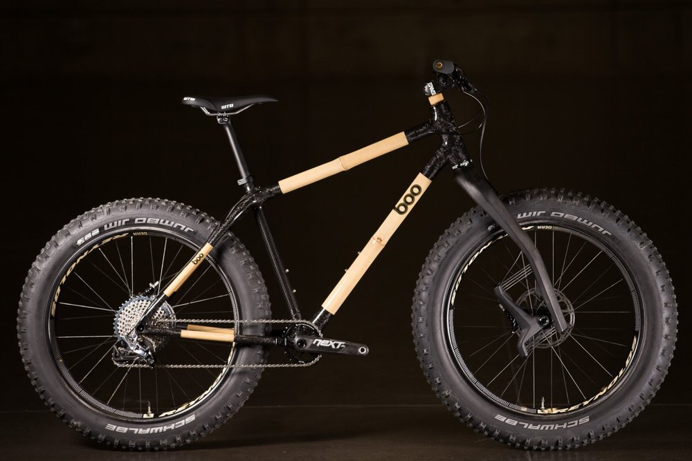ALUBOOYAH FAT BIKE