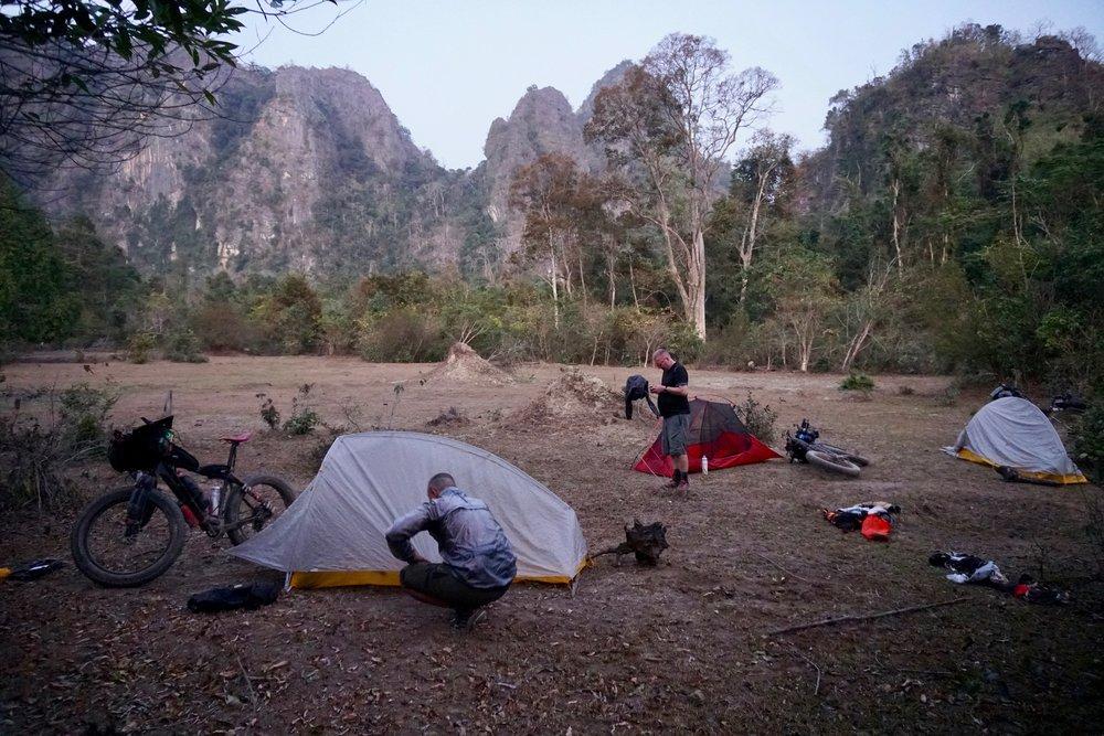 Ho Chi Minh Trail camping.jpg