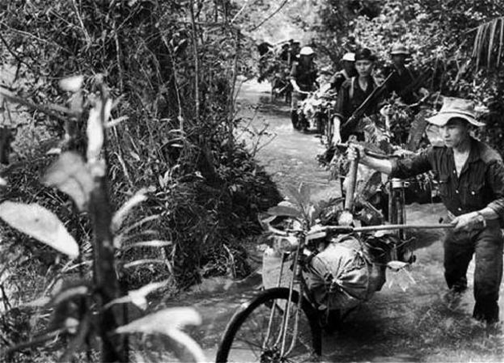 Bicycle Ho Chi Minh Trail