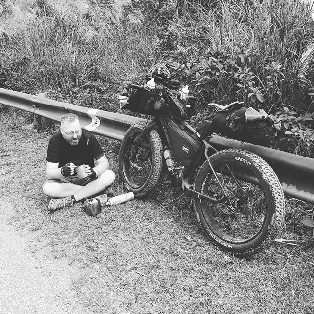 Ho Chi Minh Trail  bike-packing #laos #vietnam #bikepacking #cycle #cylcetouring #biketouring #adventure #lifeofadventure #adventures #adventuretime #travel #travelgram #instatravel #traveling #traveling  #sleepinthedirt #45nrth #baryak  #rideshimano #Bikepackinggear #raftingtours #rafting #raftingtrips #packrafting #packraft #bikerafting #hochiminhtrails #hochiminhtrail