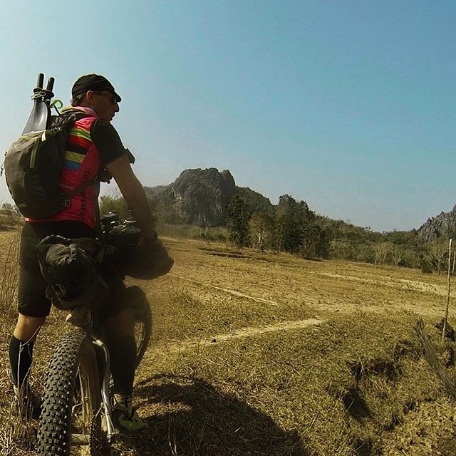 Bikepacking which way #laos #vietnam #bikepacking #cycle #cylcetouring #biketouring #adventure #lifeofadventure #adventures #adventuretime #travel #travelgram #instatravel #traveling #traveling  #sleepinthedirt #45nrth #baryak  #rideshimano #Bikepackinggear #raftingtours #rafting #raftingtrips #packrafting #packraft #bikerafting #hochiminhtrails