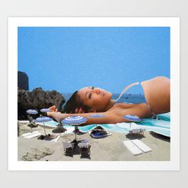 Capri Collage