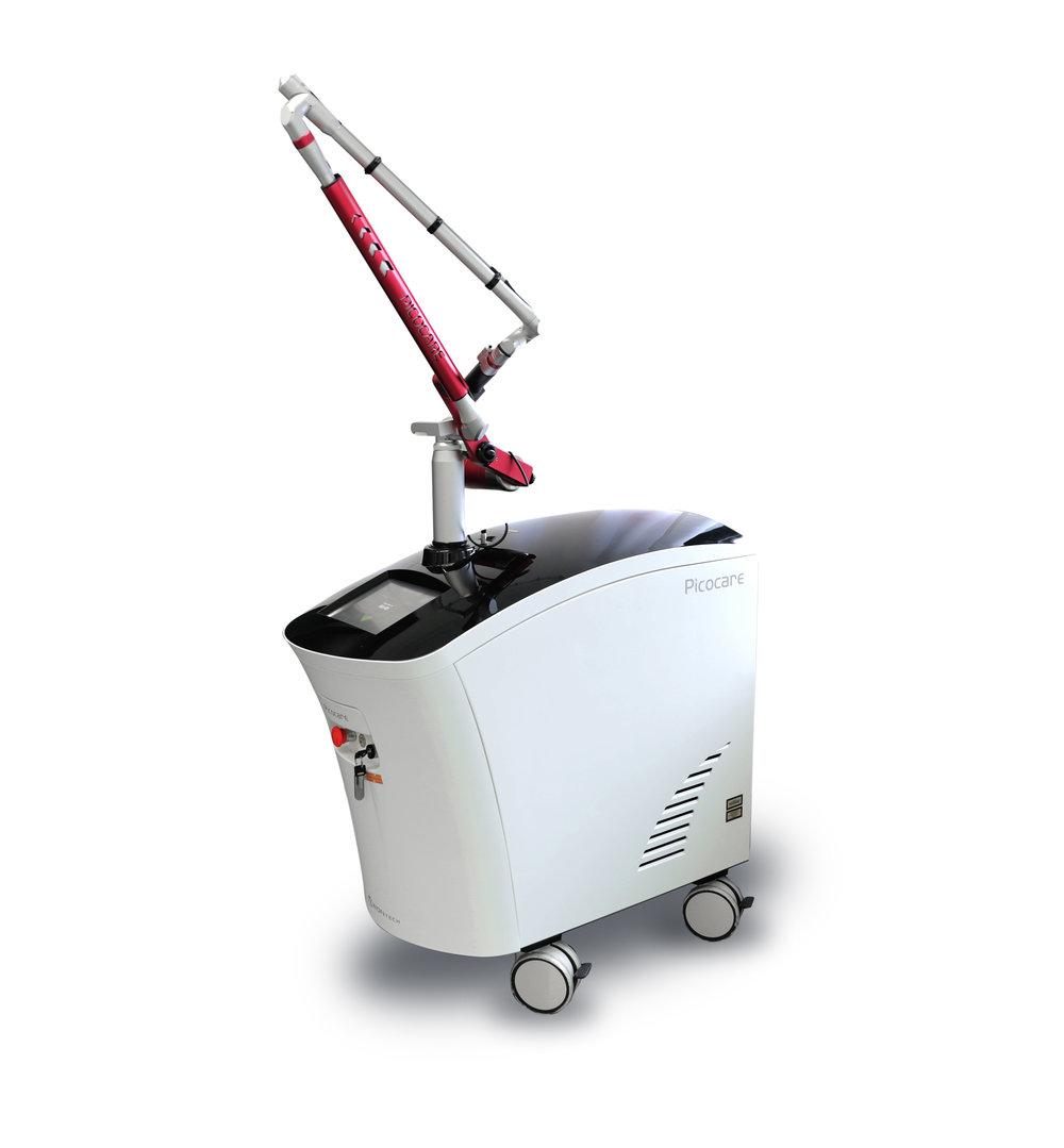 Picocare laser