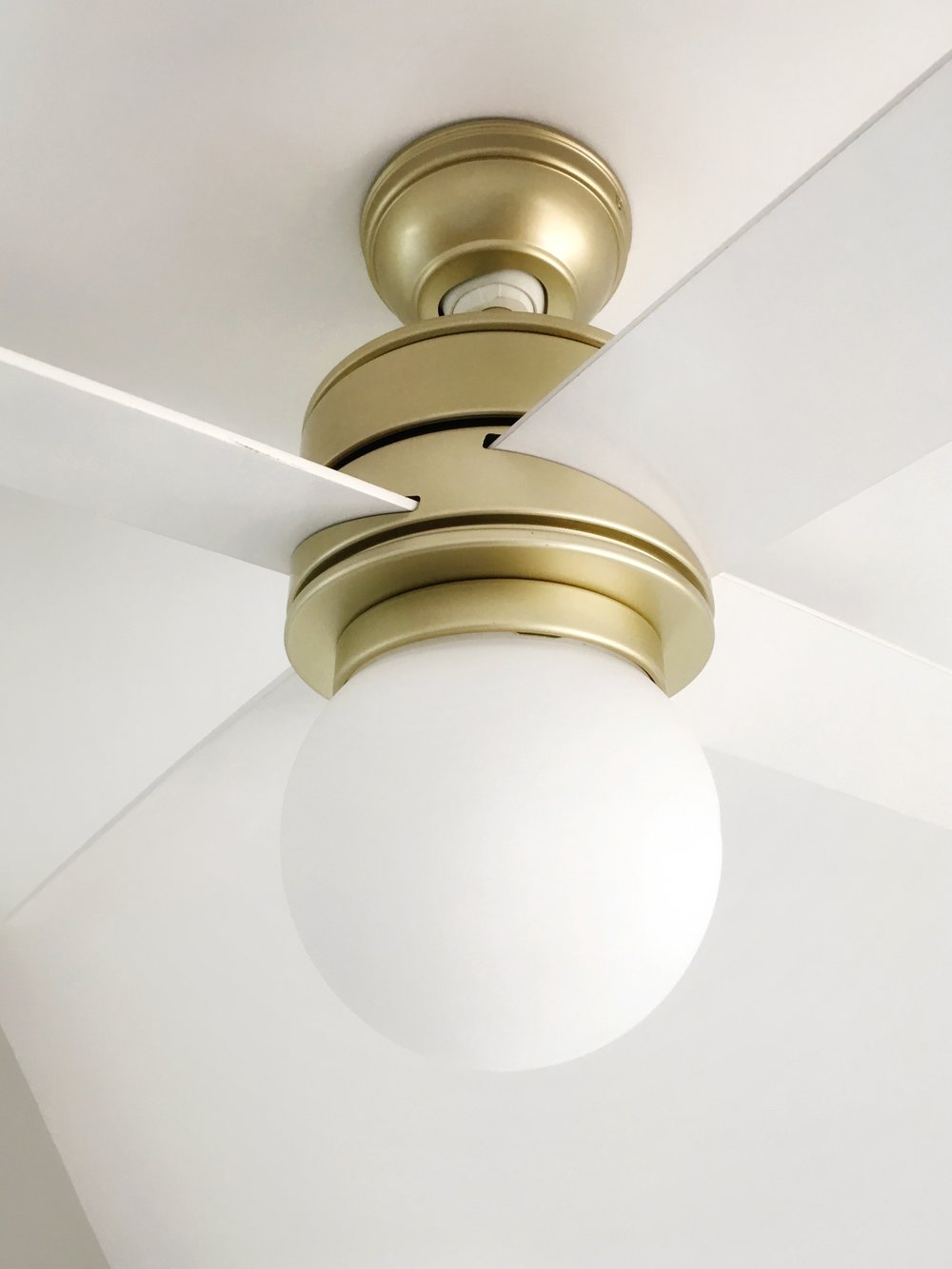 brass small no fan with light without popular intended aaronfineart com fans for amazing ceiling