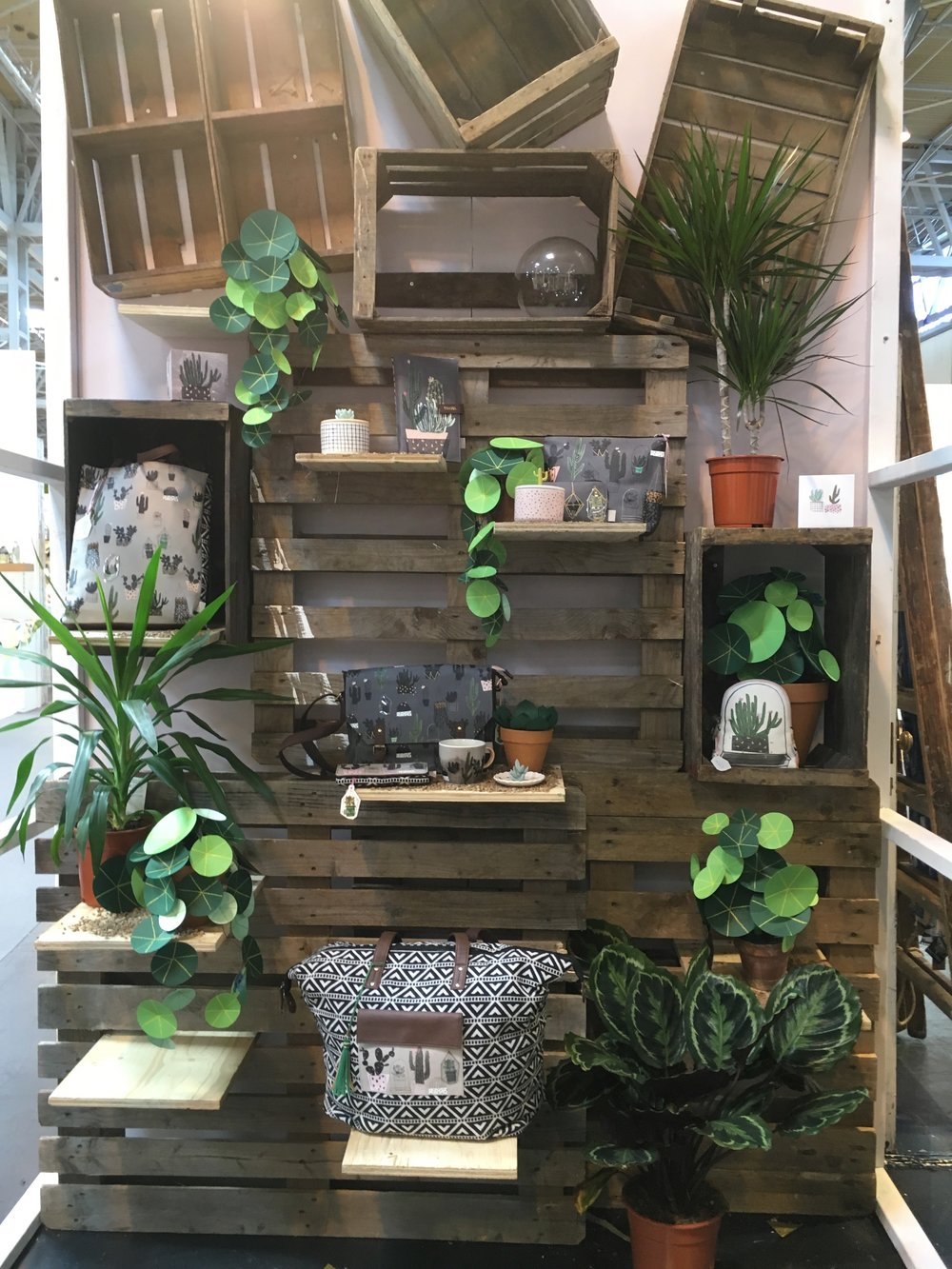 Tropical themes at the Autumn fair trade show 2016