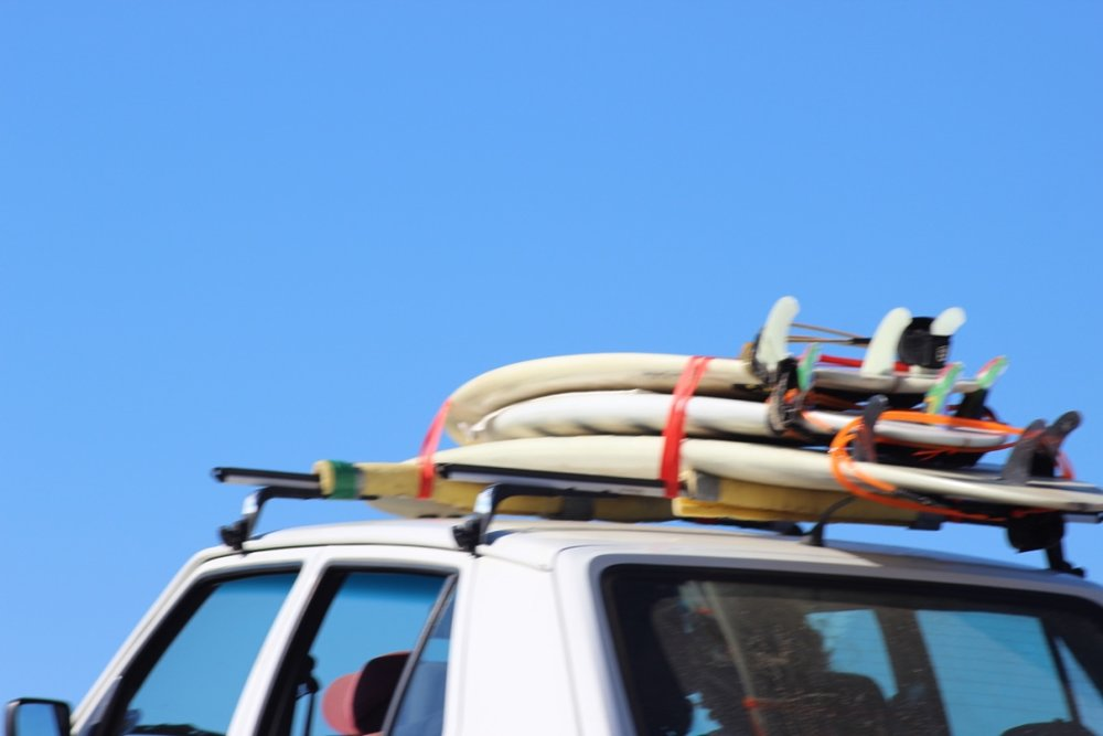 Croyde surf and yoga weekend - july -