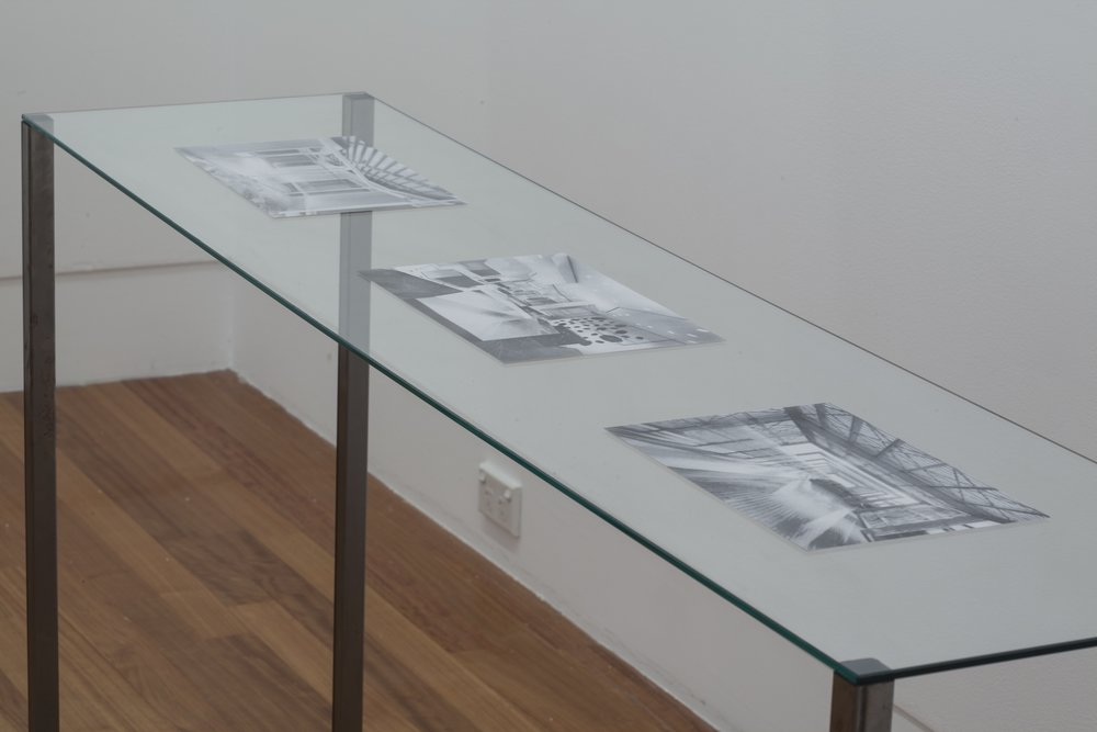 (Installation view) photo by Sam Hartnett