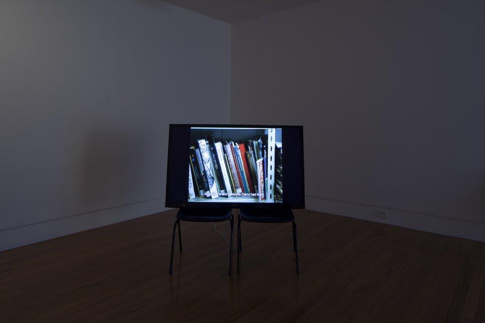 (Installation view) photo by Sam Hartnett