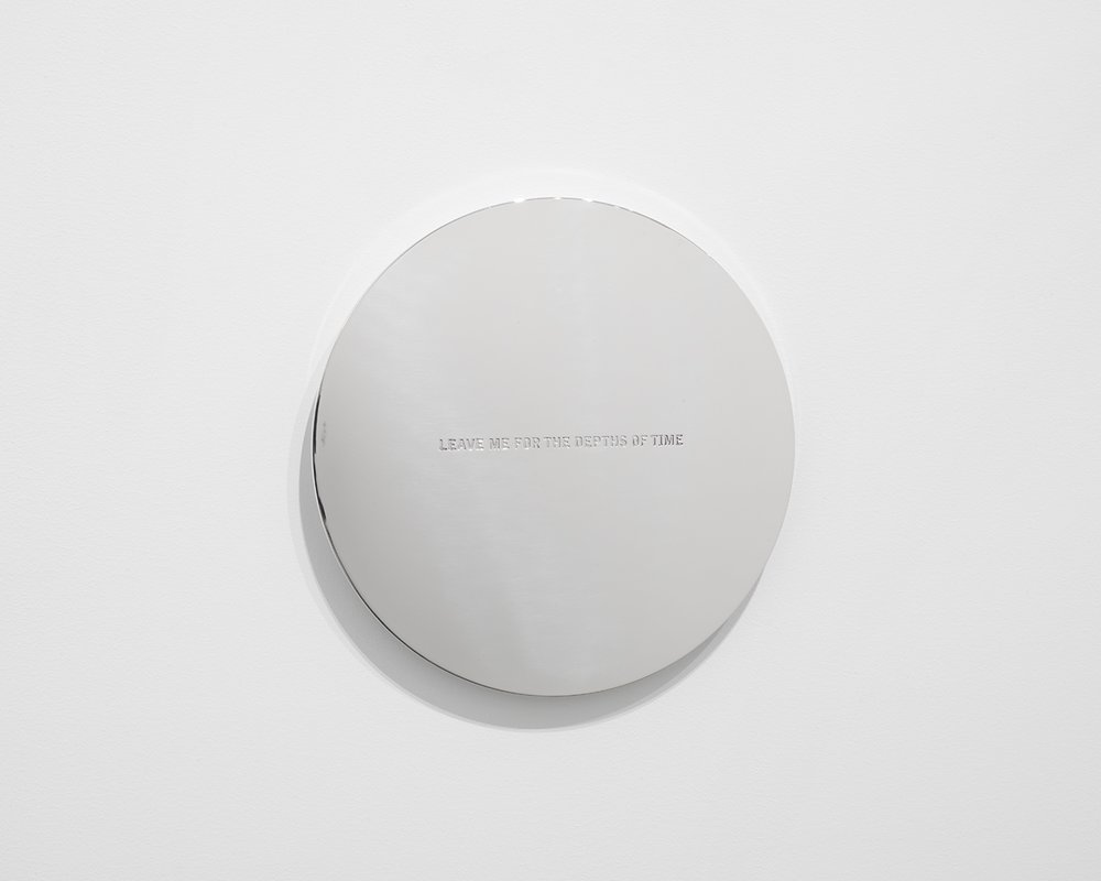 Trevor Paglen and Creative Time, The Last Pictures , 2012, silicon disk affixed to the exterior of EchoStar XVI satellite. Copyright Trevor Paglen. Courtesy of the artist, Creative Time.