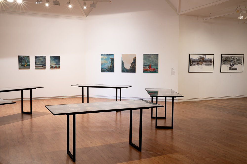 EAST 2018  install view. Photo by Richard Brimer.