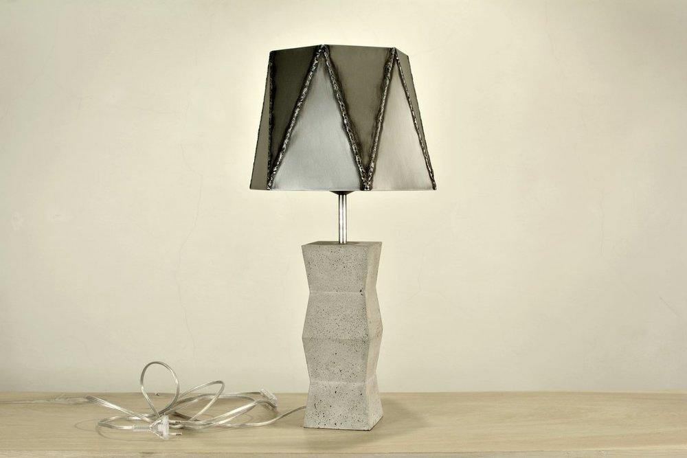 Fossil Lamp Medium, Nr 1