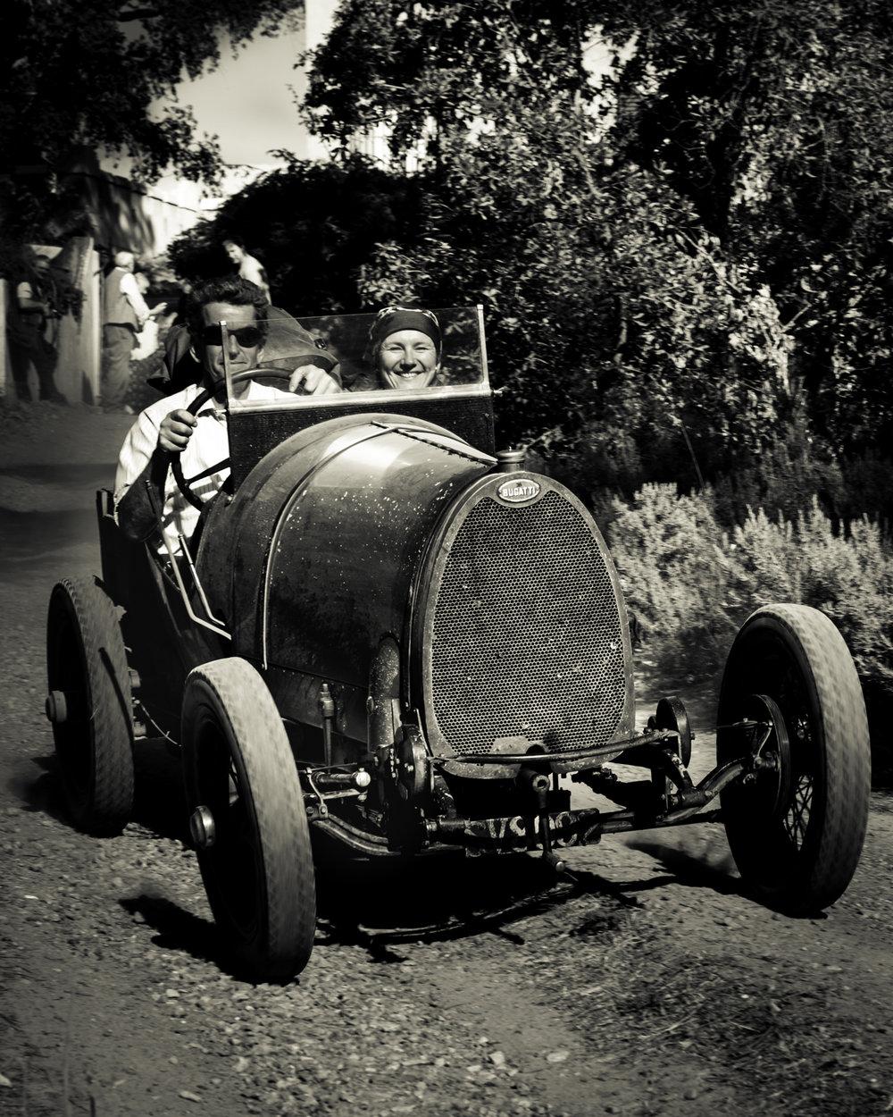 Bye Bye Bugatti
