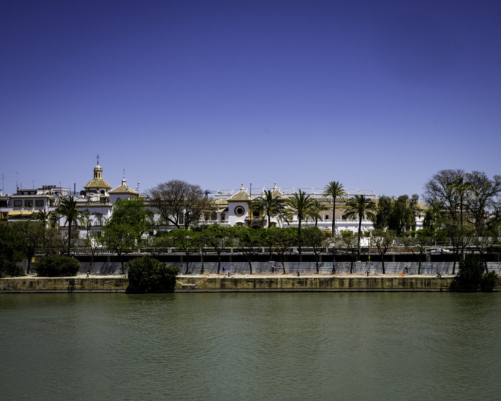 Plaza del Toros de la Maestranza, Sevilla