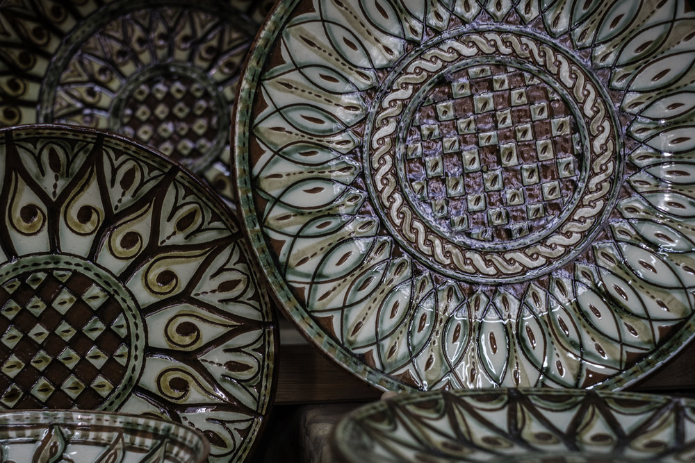 Pottery, Veliko Tarnovo