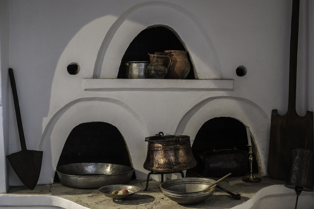 Kitchen, Merchant's House, Arbanasi